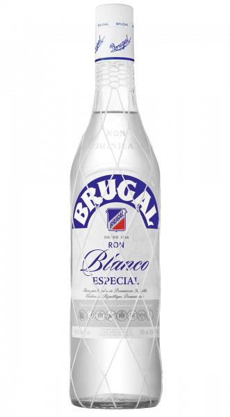 Brugal Rum Especial Extra Dry White / Blanco Supremo 0,7l!
