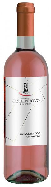 2018 Castelnuovo Chiaretto Bardolino Rosé D.O.C.