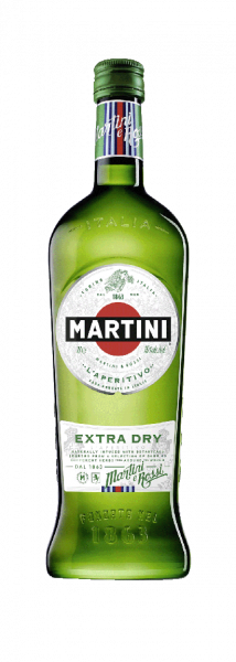 Martini Extra dry Vermouth 15% 1,0l