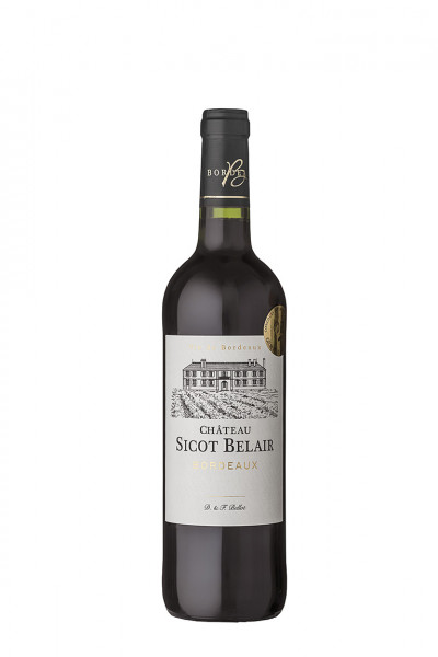 2016 Château Sicot Bel Air Bordeaux A.C.