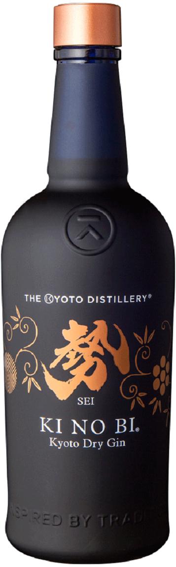 KI NO BI Kyoto Dry Gin Sei 54,5% 0,70l