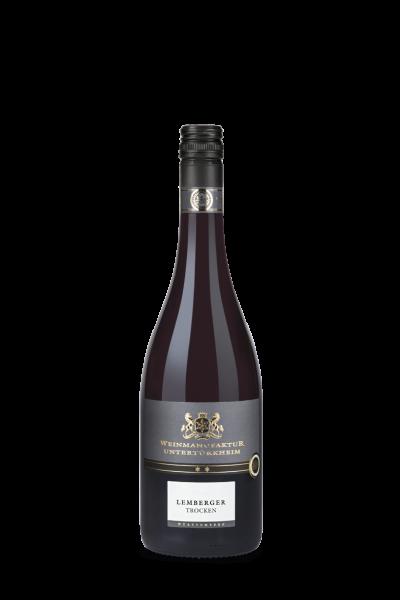 2017 Weinmanufaktur Untertürkheim Lemberger ** Trocken im Holzfass gereift!