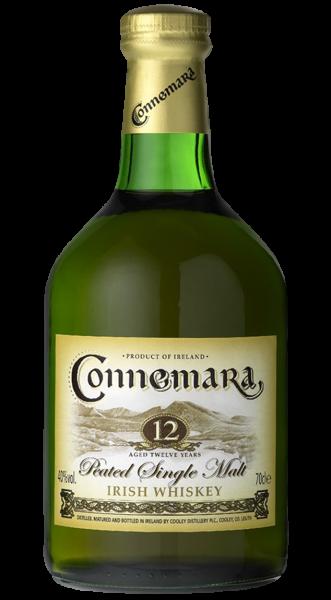 Connemara Peated 12 years Irish Single Malt Whiskey 0,7l