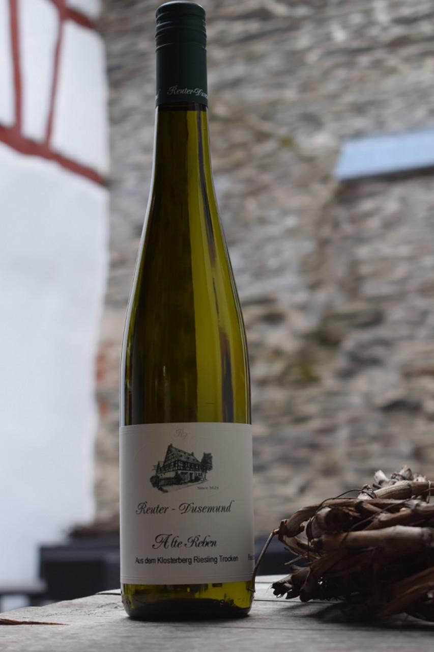 2018 Reuter-Dusemund Aus dem Klosterberg Riesling Trocken Alte Reben