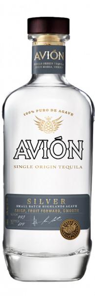 Avión Tequila Silver 40% 0,7l!