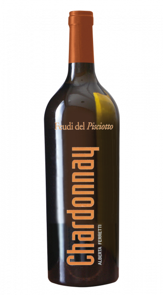 Feudi del Pisciotto Chardonnay Sicilia I.G.T. Alberta Ferretti!
