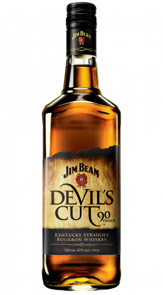 Jim Beam Devil's Cut Bourbon Whiskey 0,7l!