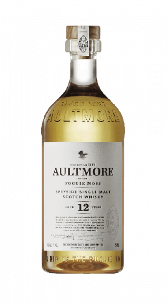Aultmore 12 years Single Highland Whisky 46% 0,7l