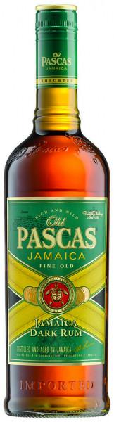 Old Pascas Jamaica Rum 40% 1,0l
