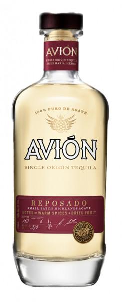 Avión Tequila Reposado 40% 0,7l!