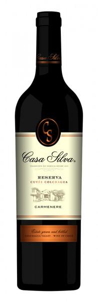 2017 Casa Silva Carménère Reserva