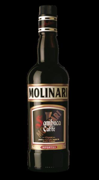 Molinari Caffe Sambuca Likör 32% 0,7l!