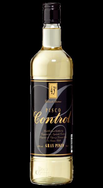 Pisco Control Gran Pisco Chile 43% 0,7l
