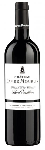 2016 Château Cap de Mourlin Grand Cru Classé Saint-Émilion A.C.