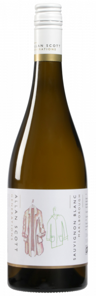 2016 Allan Scott Generations Sauvignon Blanc