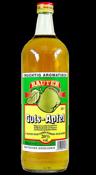 Rauter Gutsapfel Apfelkorn 18% 1,0l