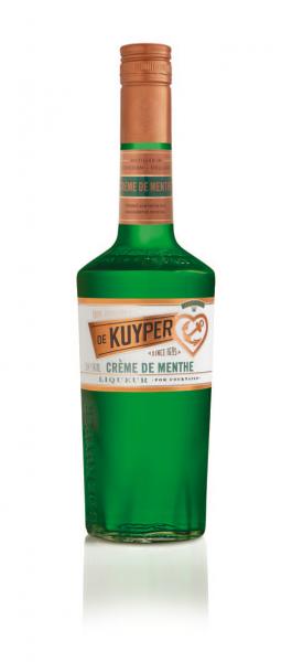 De Kuyper Creme de Menthe grün Likör 24% 0,7l
