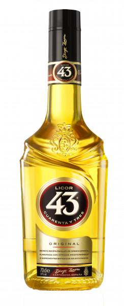 Licor 43 0,7l