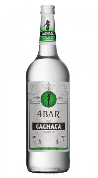 4 Bar Cachaca 38% 1,0l