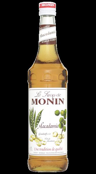 Monin Macadamia Sirup 0,7l