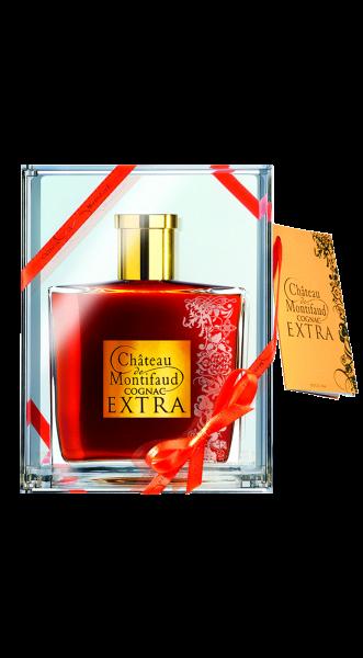 Château Montifaud Extra in Karaffe Jens 40% 0,7l