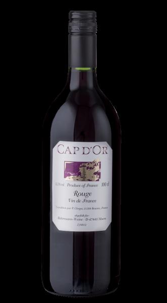 Cap d'Or Rouge Vin de France 1,00 l