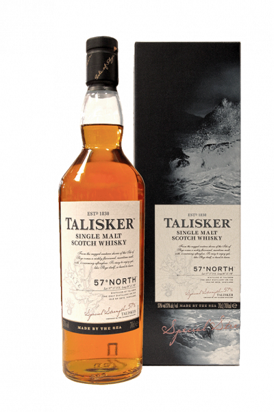 Talisker 57 Grad North Isle of Skye Malt Whisky 57% 0,7l