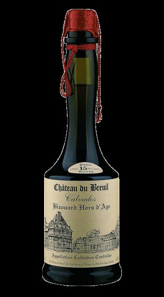 Chateau du Breuil 15 Jahre Calvados Bizouard Hors d Age 0,7l
