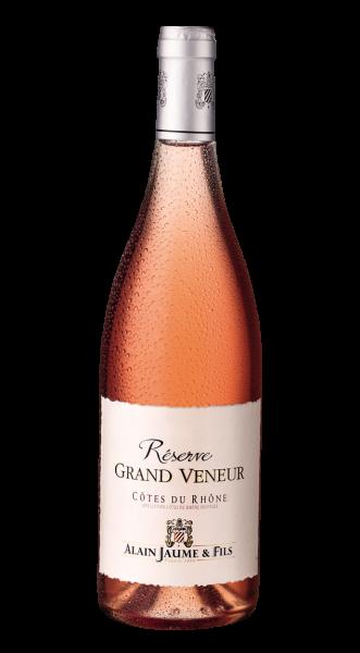 Alain Jaume Grand Veneur Réserve Rosé Côtes du Rhône A.C. Bio (ABCERT:DE-ÖKO-006)