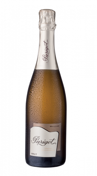 Parigot & Richard Crémant de Bourgogne Brut Jahrgang Flaschengärung 12 % 0,75 l