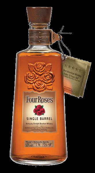 Four Roses Single Barrel Kentucky Straight Bourbon Whiskey 43% 0,7l